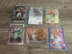 Kansas City Chiefs Auto, RC, #'d Football Card Lot! Allen,