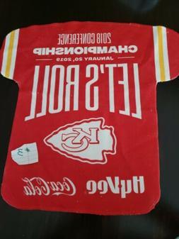 Kansas City Chiefs 2019 AFC Championship Rally Towel Lets Ro
