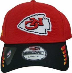 Kansas City Chiefs New Era 9FORTY NFL ADJUSTABLE BASEBALL HA