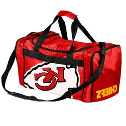 Kansas City Chiefs Duffle Bag Gym Swimming Carry On Travel L