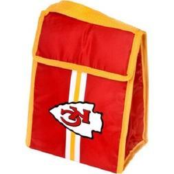 Kansas City Chiefs Insulated Lunch Bag/Box Cooler Team Logo