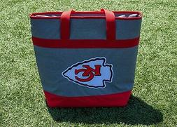 Kansas City Chiefs NFL Soft-Side Insulated Large Tote Cooler