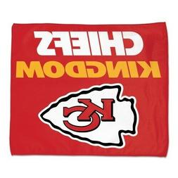 Kansas City Chiefs Rally Towel 15x18 NFL Sports Fan Football