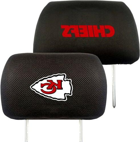 Kansas City Chiefs Embroidered Covers