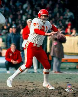 LEN DAWSON Kansas City Chiefs 1971 NFL Classic Premium POSTE