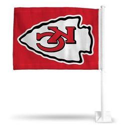 Official NFL Kansas City Chiefs Car Flag 986872