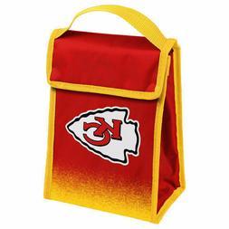 NFL KC Kansas City Chiefs Insulated  Lunch Bag Cooler